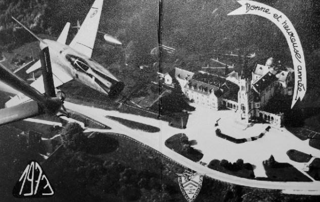 F100 Bonne année 1973