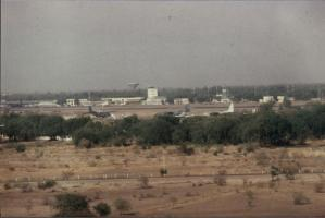 L'aéroport de N'Djamena