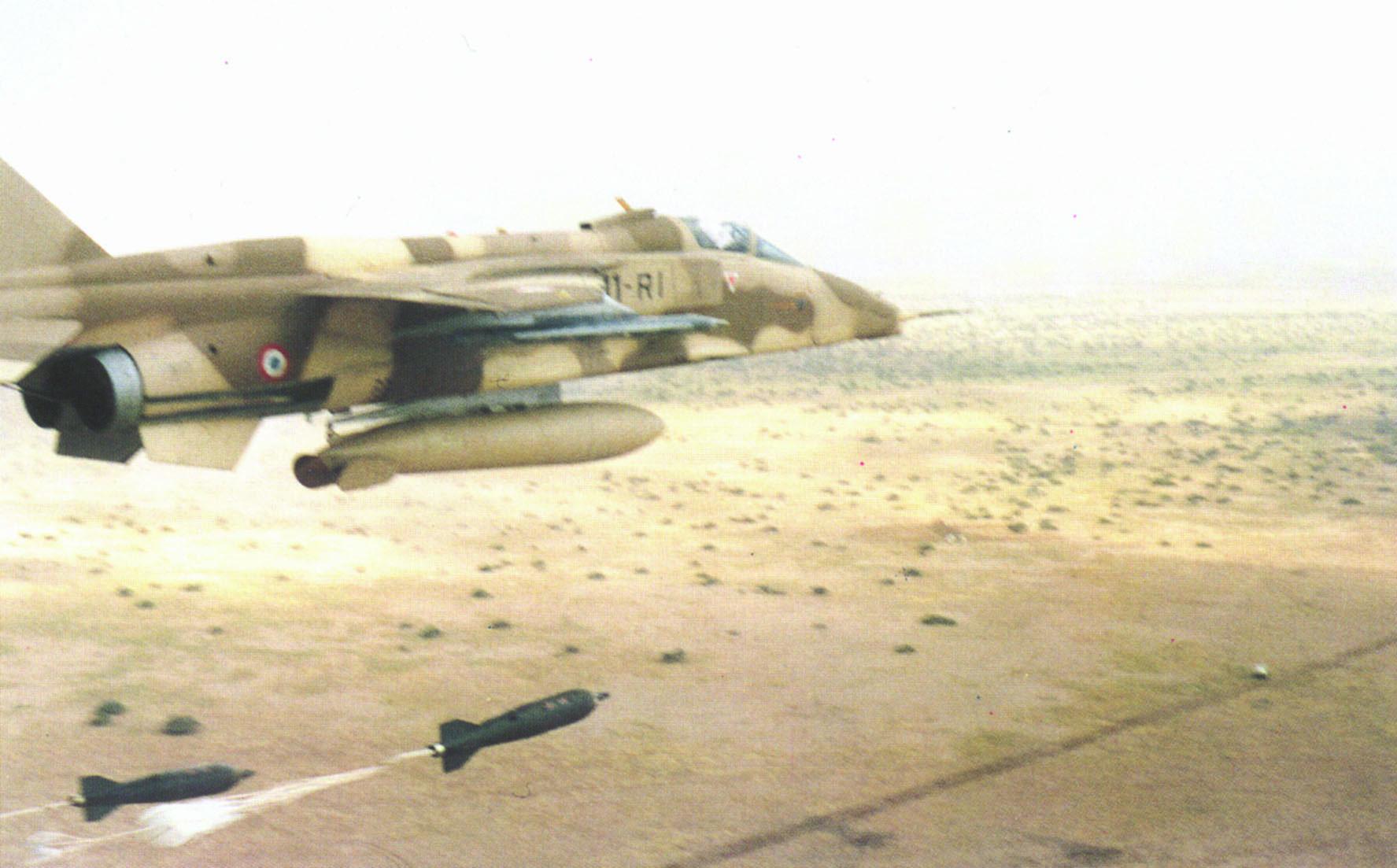 Tir bombe freinée