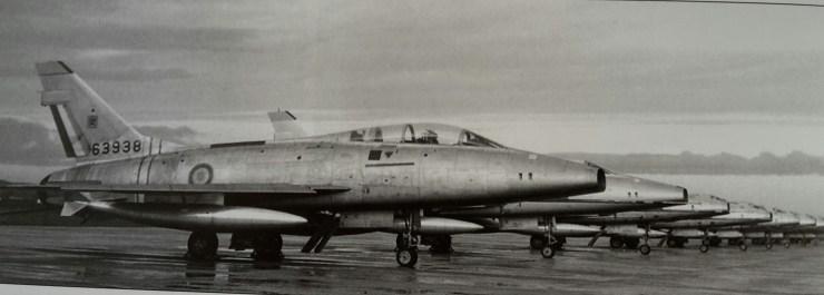 Les premiers F100