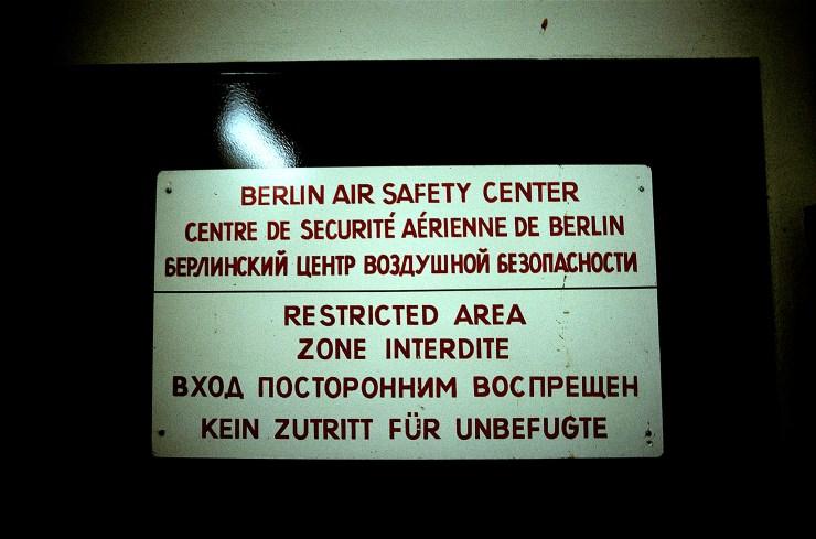 Le centre de sécurité