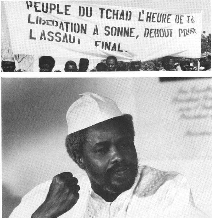 Hissein HABRE 27 Février 1987