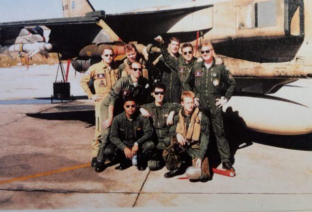 Pilotes du DETAM Crecerelle