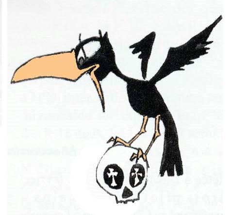 Le corbeau nouvelle mouture