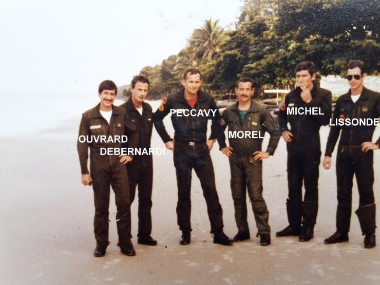 La compo de l'équipe des pilotes Jaguar