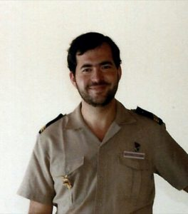 Paco UBEDA en 1984-07 det. 4.7 Bangui palais de Bokassa