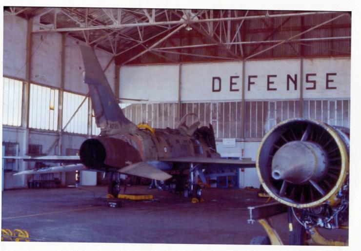F100 Djbouti Hangar