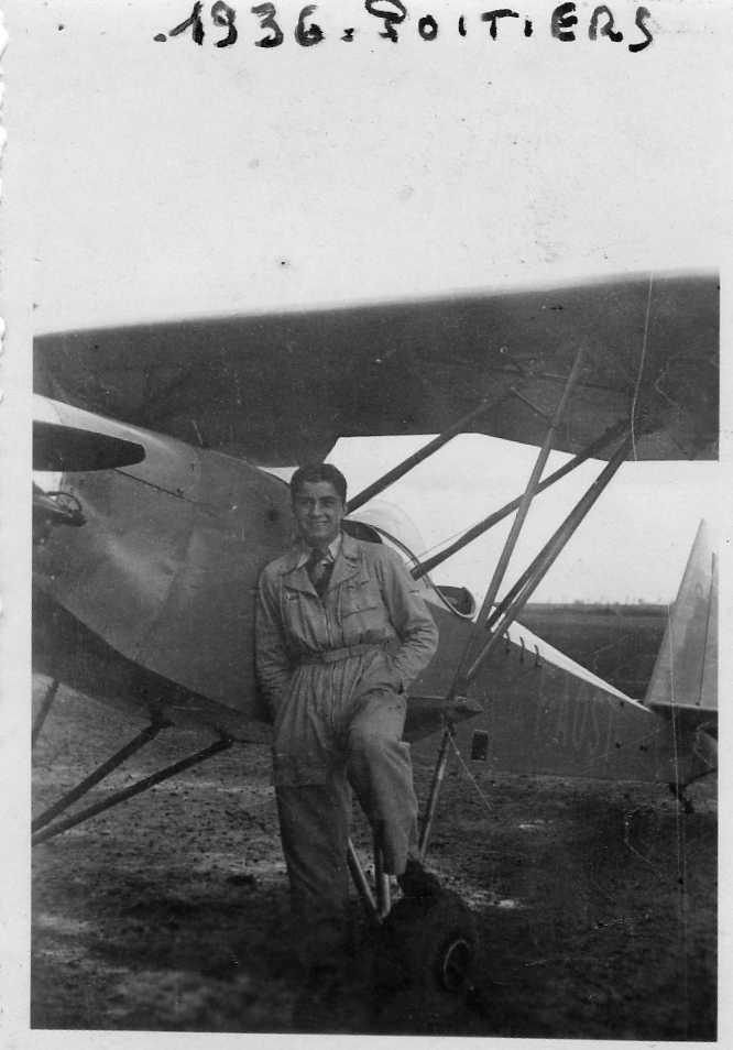 Raymond Gabard en 1936