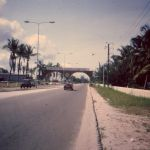 Entrée de Libreville