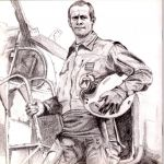 La carrière du capitaine Croci