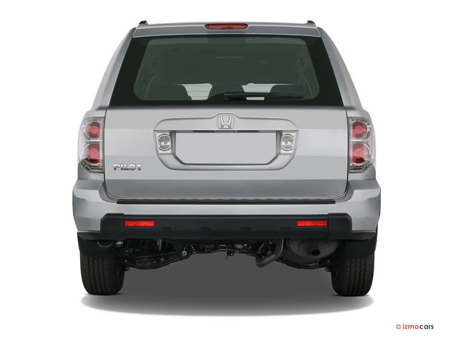 2wd exhaust on 2006 4wd pilot elx