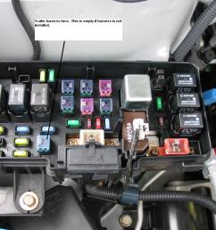 for 2008 honda cr v fuse box [ 1024 x 768 Pixel ]