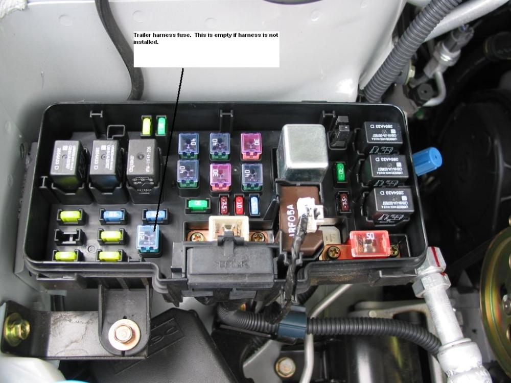 medium resolution of for 2008 honda cr v fuse box