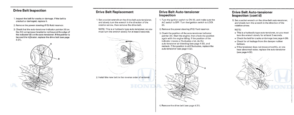 medium resolution of drive serpentine belt replacement is a beast honda pilot honda belt replacement as well 2006 honda pilot serpentine belt diagram