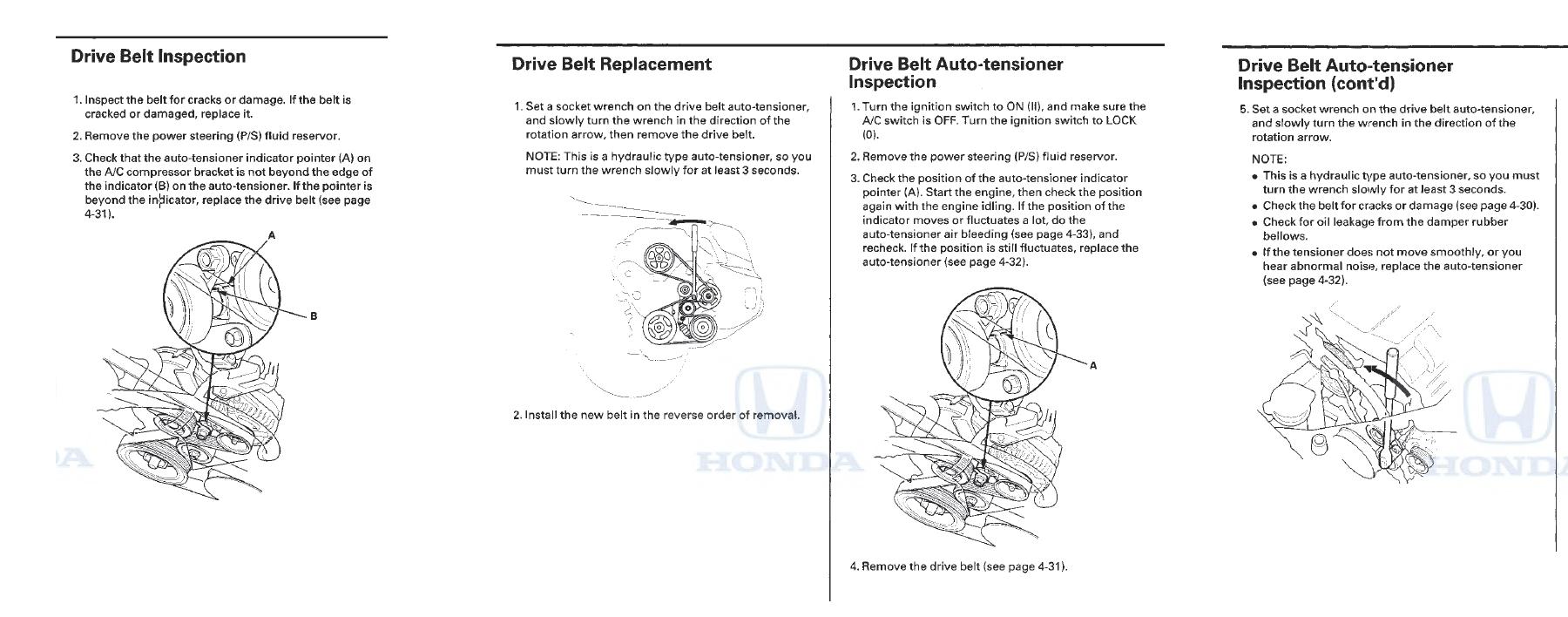 hight resolution of drive serpentine belt replacement is a beast honda pilot honda belt replacement as well 2006 honda pilot serpentine belt diagram
