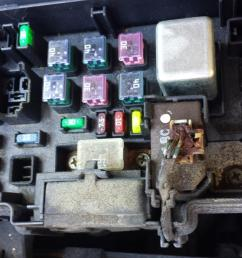 click image for larger version name 20161029 162429 jpg views 137 size 283 6 burned out wires in engine fuse box  [ 2047 x 1151 Pixel ]