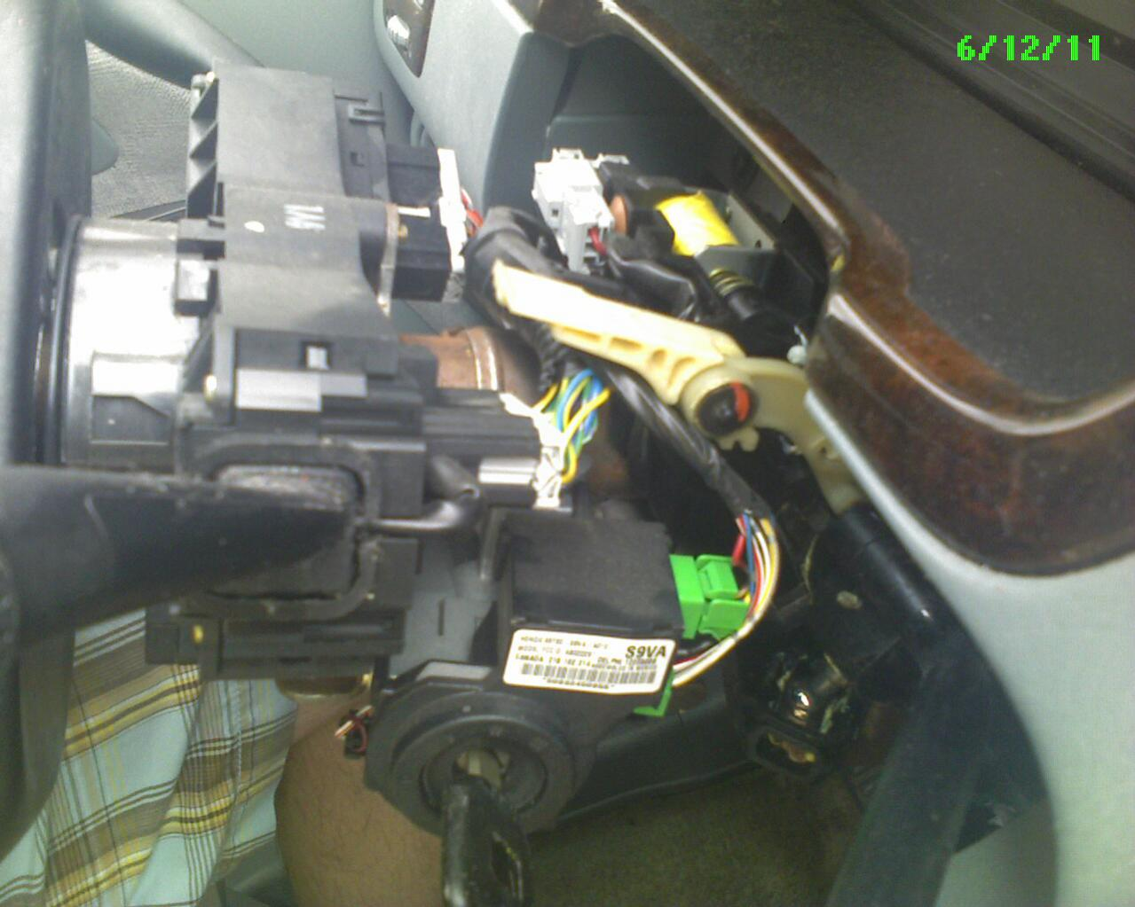 hight resolution of 2003 pilot ignition switch problem solution page 6 honda pilot
