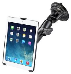 Produkt Saugnapfhalterung für das iPad Air von RAM MOUNTS