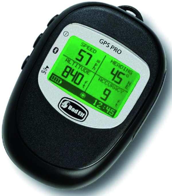 Bad Elf GPS PRO BE-GPS-2200 für iPod
