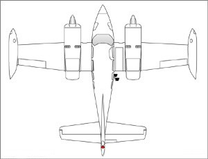 Cessna C310 Aircraft history performance and specifications