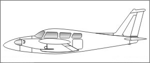 Piper PA30 PA39 Twin Comanche Aircraft history performance