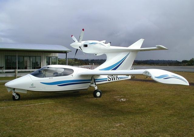 Seawind 300C Aircraft history performance and specifications