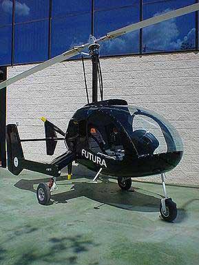 Futura Gyrocopter  Light Aircraft DB  Sales
