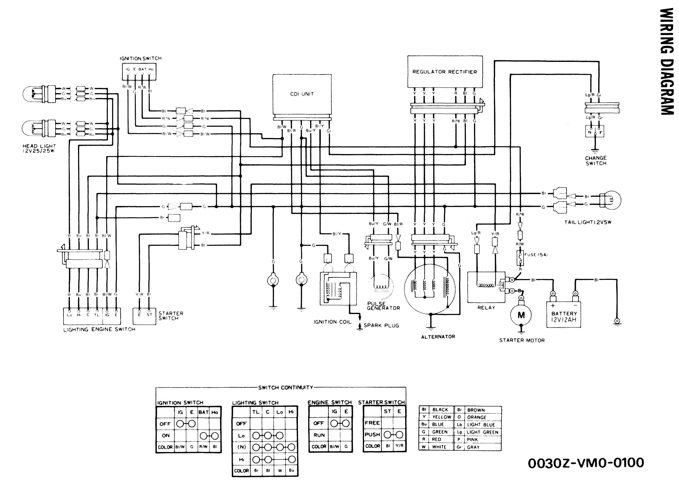 [DIAGRAM] 2002 Honda Odyssey Diagram FULL Version HD