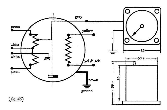tachometer wiring diagram on rotax ducati ignition wiring diagram