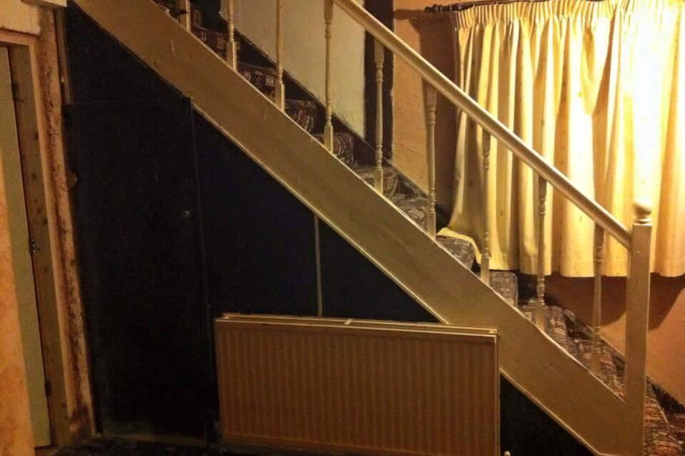 pilot-woodwork-hallway-before