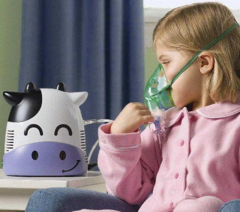 Inhaler for children