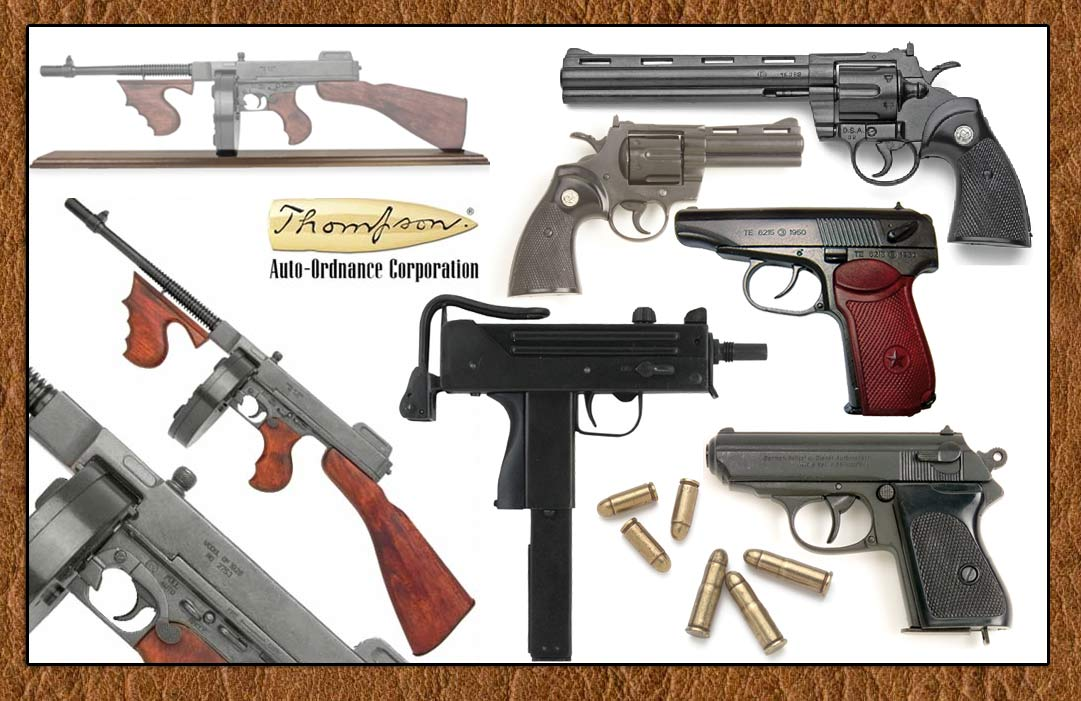 Famous! Museum Quality Non-Firing Gun Replicas from Thomas's Collector's Armory- www.pimall.com/nais