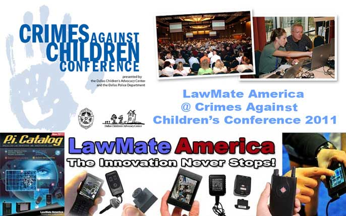 Crimes Againest Children's Conference