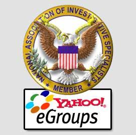 Yahoo eGroups