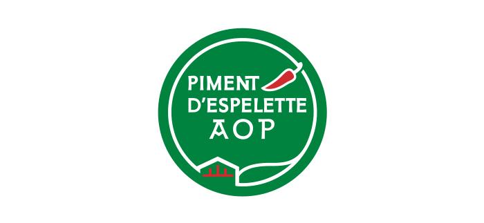 Nouveau logo du Piment d'Espelette AOP