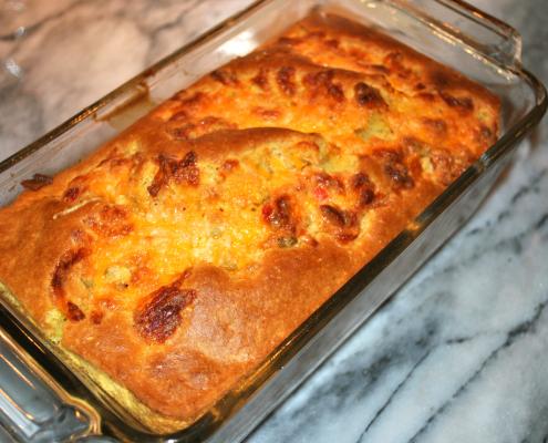 Palmetto Cheese Cornbread