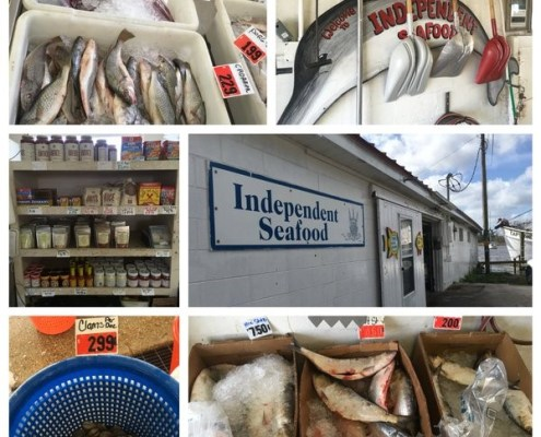 Independent Seafood Georgetown, SC