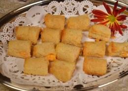 Palmetto Cheese Puffs