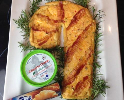 Palmetto Cheese Crescent Roll Cane