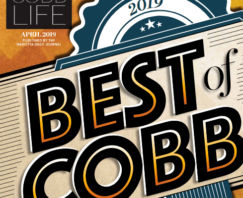 Cobb Life Magazine Palmetto Cheese Brian and Sassy Henry