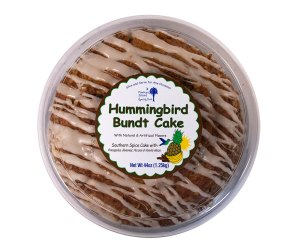 Hummingbird Bundt Cake Pawleys Island Specialty Foods