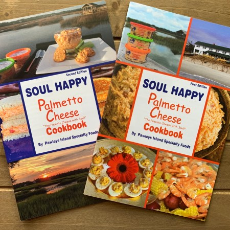 Soul Happy Palmetto Cheese Cookbook