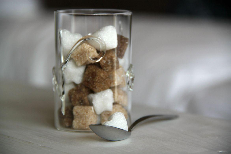 Terrones de azúcar caseros | Pimienta y Purpurina