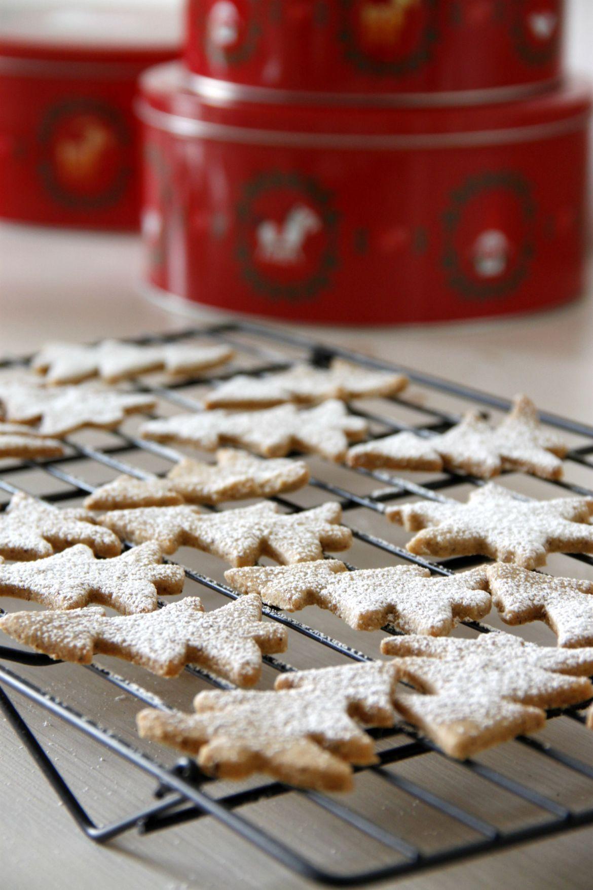 galletas de avellanas