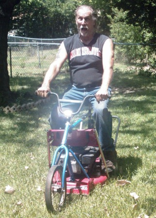 Projects With Lawn Mower Engines Trike Riding Mower