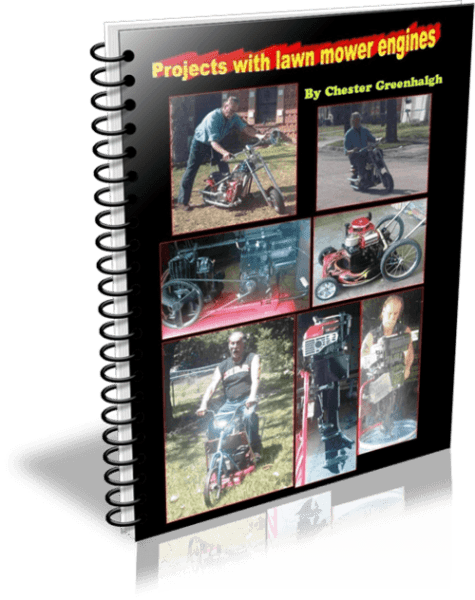 Projects With Lawn Mower Engines