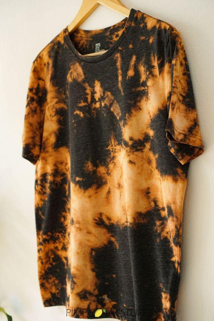 Bleach Tie Dye Inspiration