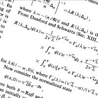 The Non-Commutative Geometry of Algebraic Integers