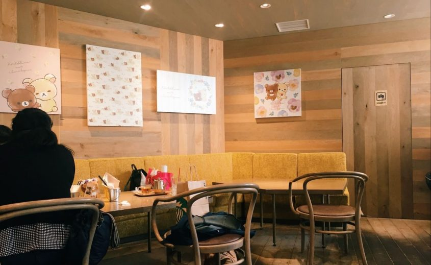 Korilakkuma Cafe