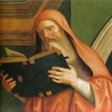 Marco Palmezzano (Forlì, 1459 - 1539), San Girolamo